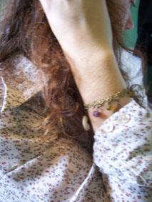 le bracelet breloque
