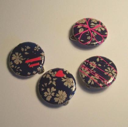 badges liberty bleu tous