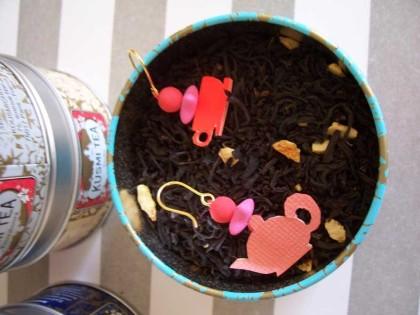 boucle d'oreille thé sur thé 2