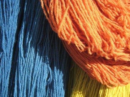 teintures sur laine de bretagne