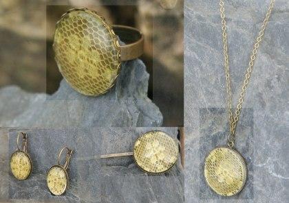 bijoux dentelle aunel
